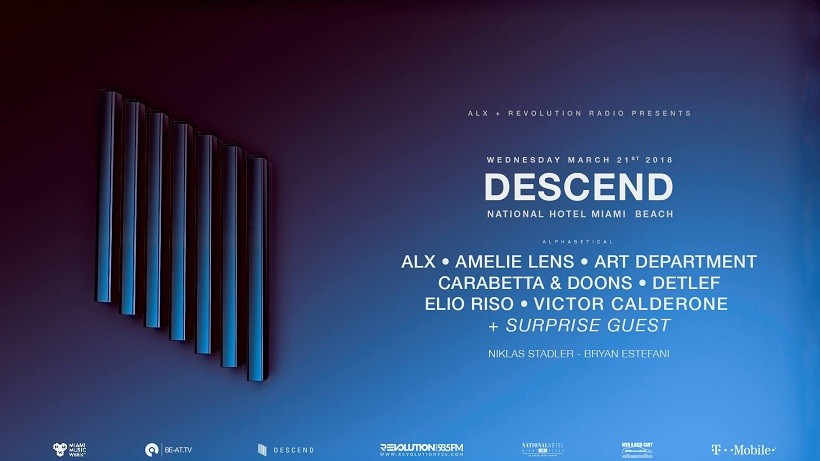 ALX presents Descend MMW 2018