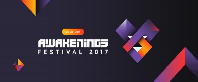 Awakenings Festival 2017: Day Two - Area X and Drumcode