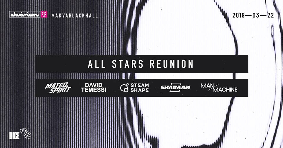 All Stars Reunion Vol.2 / BlackHall